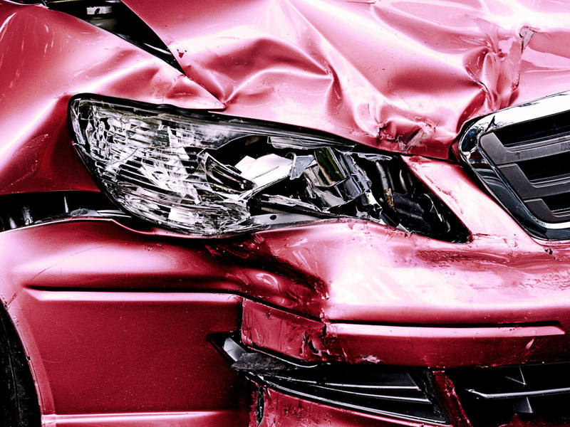 Vente Véhicule Accidenté Hybride
